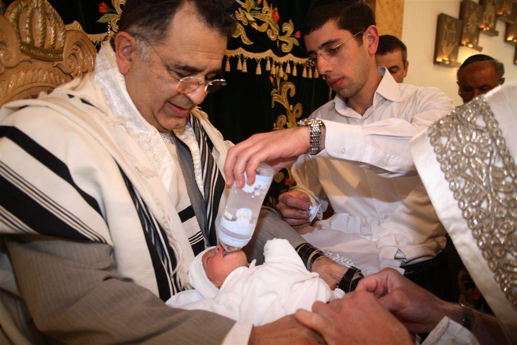 Religious male circumcision