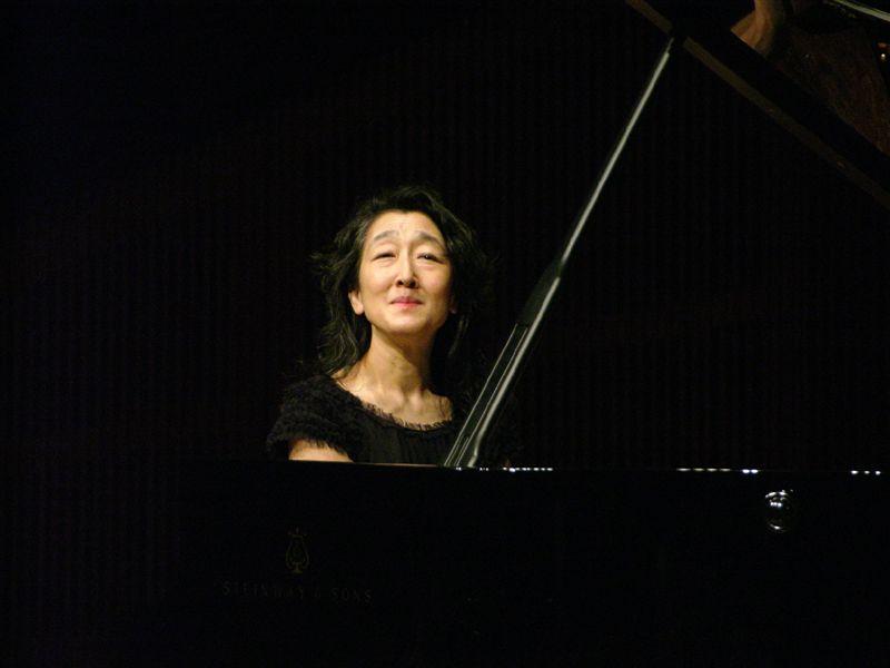 Pianist Mitsuko Mitsuko Uchida Pianist © Dan
